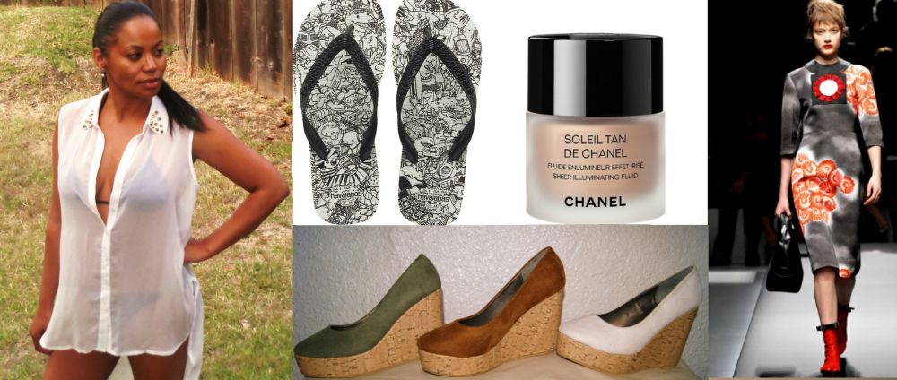 Shikir's summer must-haves